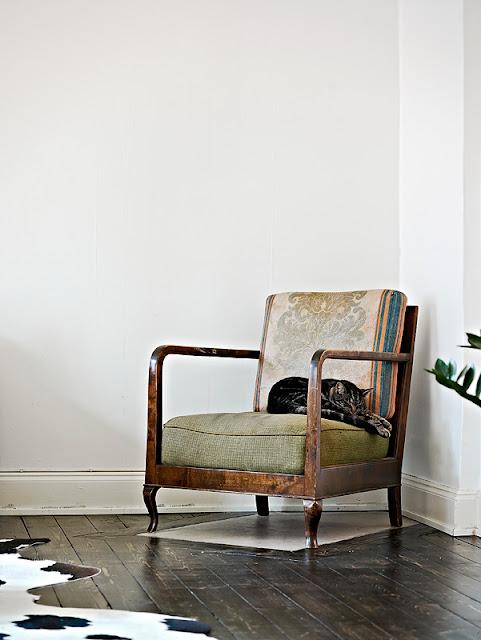 Je veux un fauteuil