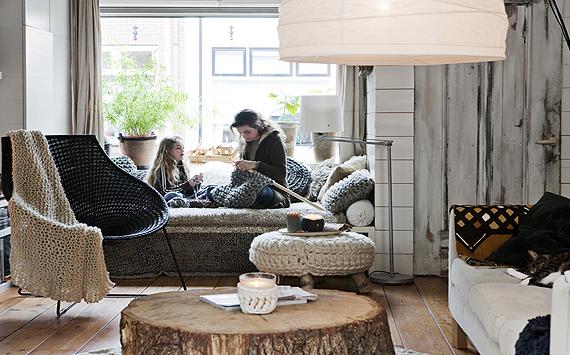 La maison du tricot