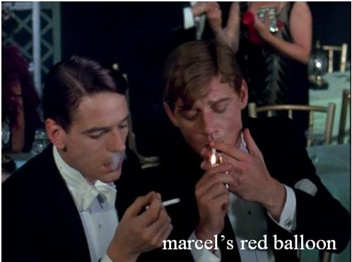 marcel's red balloon