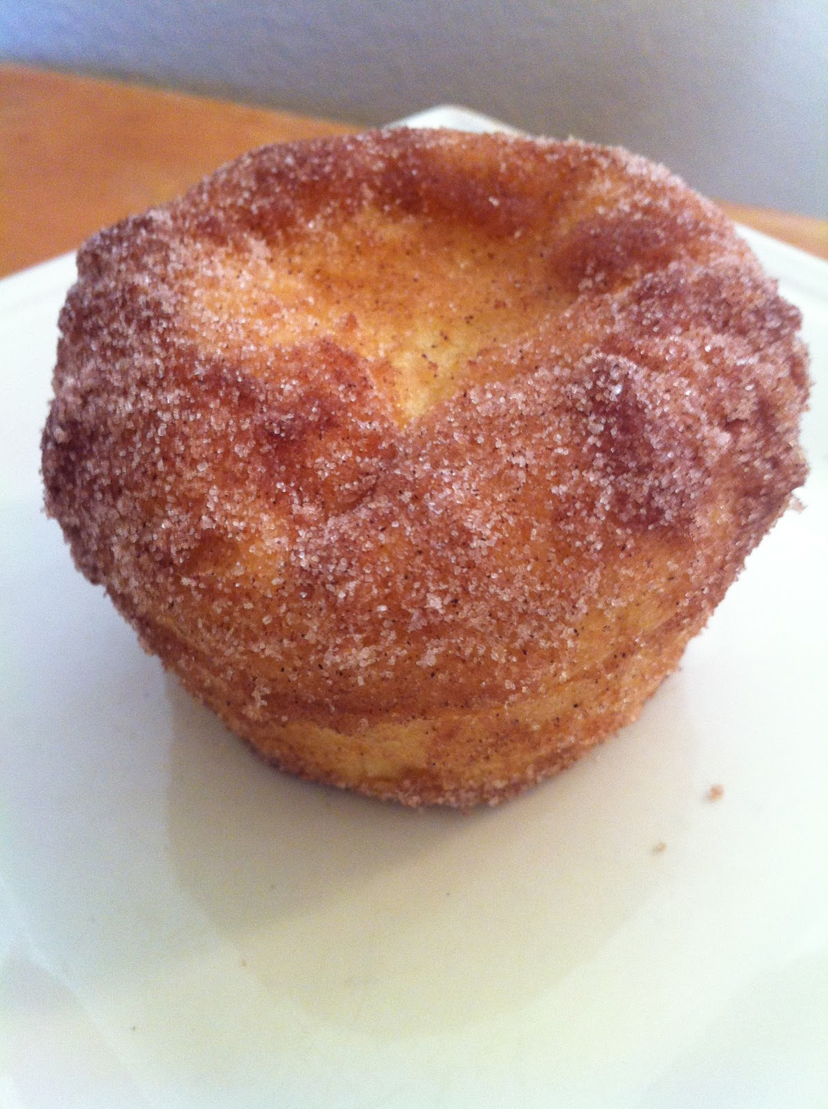 Gluten Free Cinnamon Popovers - Gluten Free Foodies