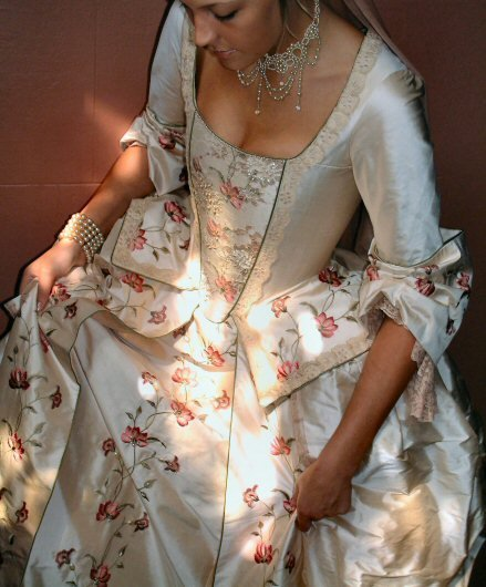 Свадебные платья 18 18 века