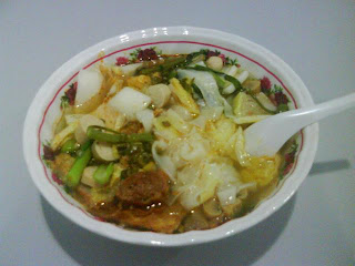 Tomyam Yong Tau Foo - My Lunch!