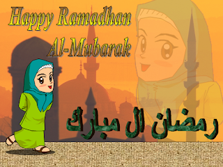 Happy Ramadhan