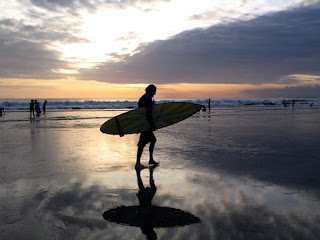 Today, June 20 is International Surfing Day.
