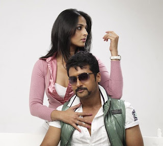 surya and anushka new film