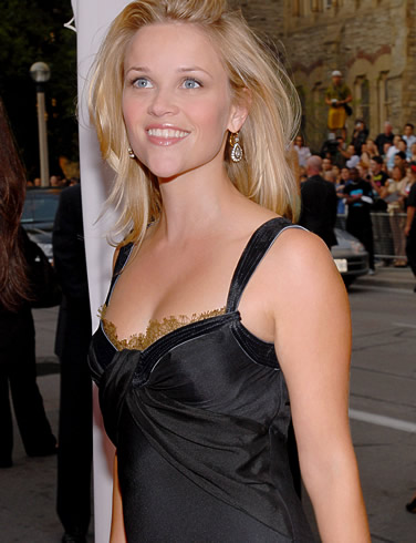 reese witherspoon pictures. reese witherspoon hot in black