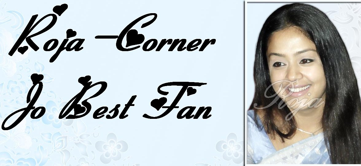 Roja;s corner-BEST J o Fan