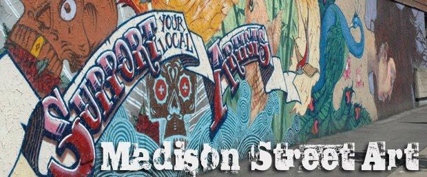 Madison Street Art