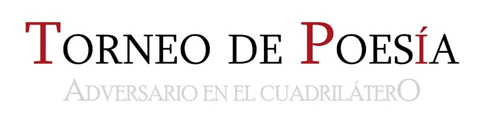 2010 Torneo de Poesía Adversario en el Cuadrilatero