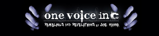 onevoiceinc - rantings and revelations