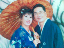 my lovely daddy & mummy~