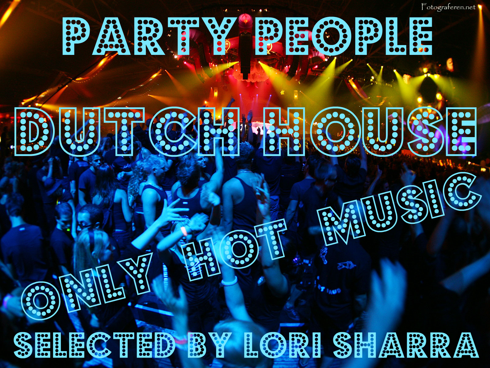 The beat of house music party people this is real dutch for Dutch house music