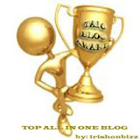 TAIO Blog Awardee
