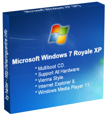 Windows 7 Royale XP Super CD - Mediafire