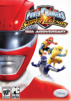 download pC Game Power Rangers : Super Legends