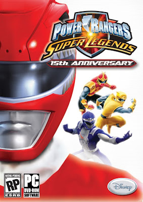 Power Rangers : Super Legends