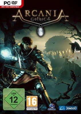Arcania Gothic 4 - RELOADED - Mediafire