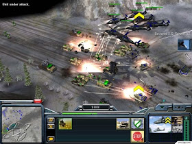 Command & Conquer : Generals Zero Hour Game