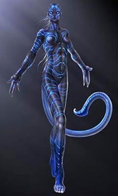 James Cameron s 3D CGI Avatar