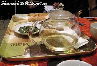 Giornata mondiale del tè Wu Wo