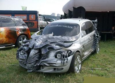 Amazing Car Painting
