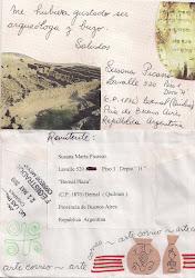 Susana Marta Picasso. Argentina