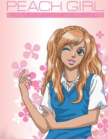 [Anime] *Peach Girl* Peach-girl