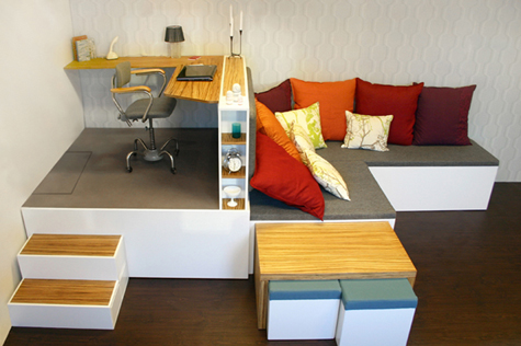 Small Home Design on Information For Home Planting  Amazing Small Home Office Design