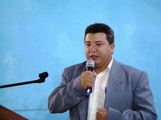 Ronei Vitor - Presidente da Amog