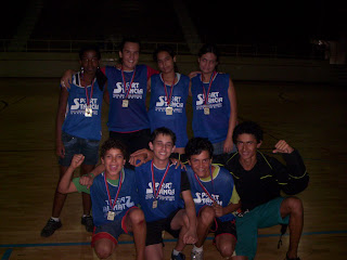 Equipe Azul Escuro