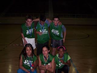 Equipe Verde Escuro