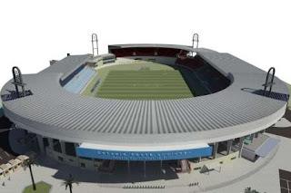 O estádio Carlos Costa seria assim?