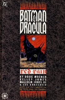 Batman/Dracula: Red Rain