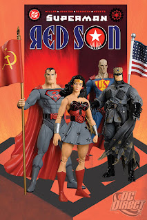 Red Son toys