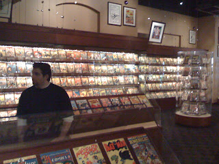 Room of comics