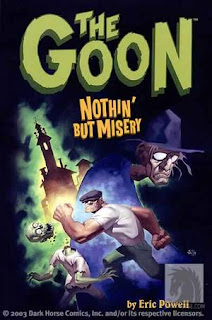 The Goon Nothin' But Misery cover