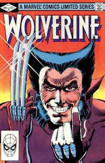 Wolverine comic book miniseries
