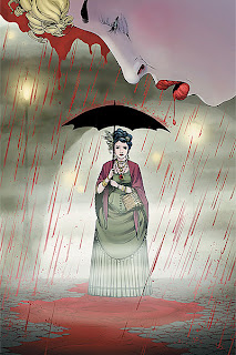 Madame Xanadu #8 cover