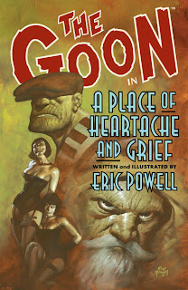 The Goon: A Place of Heartache and Grief cover