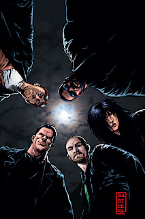 Garth Ennis' The Boys