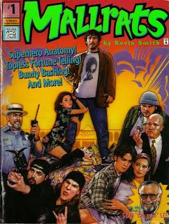 Mallrats poster