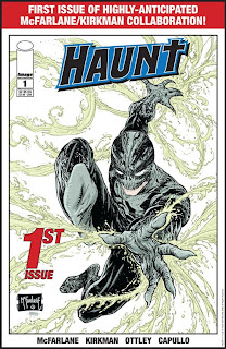 Cover of Haunt #1