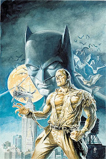 Batman/Doc Savage Special cover