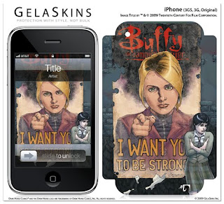 Buffy GelaSkins
