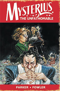 Mysterius the Unfathomable cover