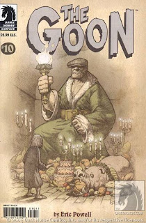 The Goon holiday cover
