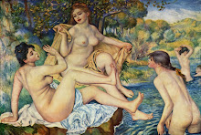 Renoir The Large Bathers