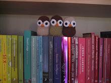 I min bokhylla: