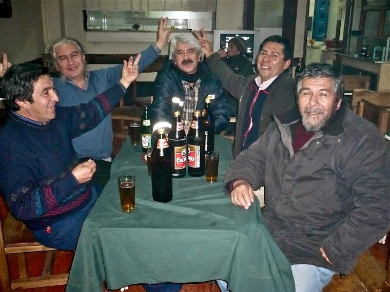 """JUANITO GUANABACOA (A) """"EL SABROSO"""", Y MIS PEÑI MAPUCHE"""