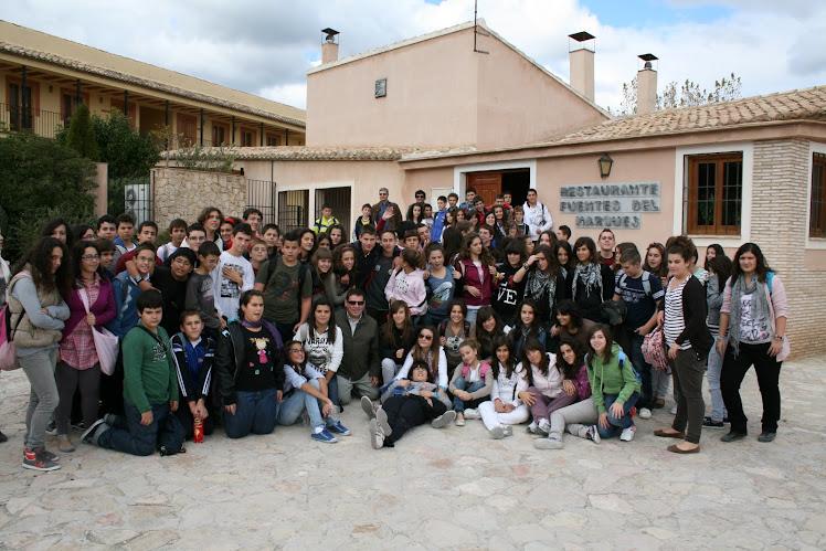 Visita al museo de música étnica de Barranda